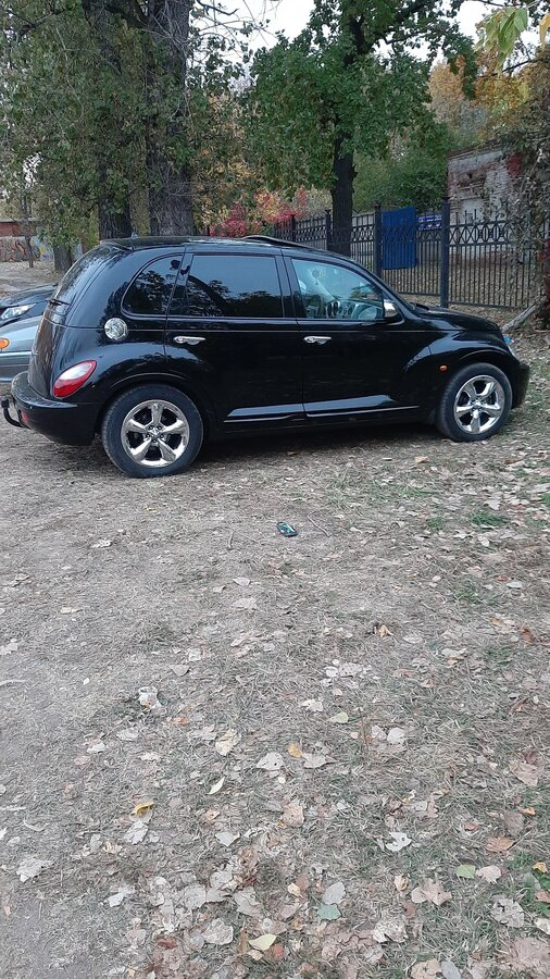 2006 Chrysler PT Cruiser , чёрный - вид 11