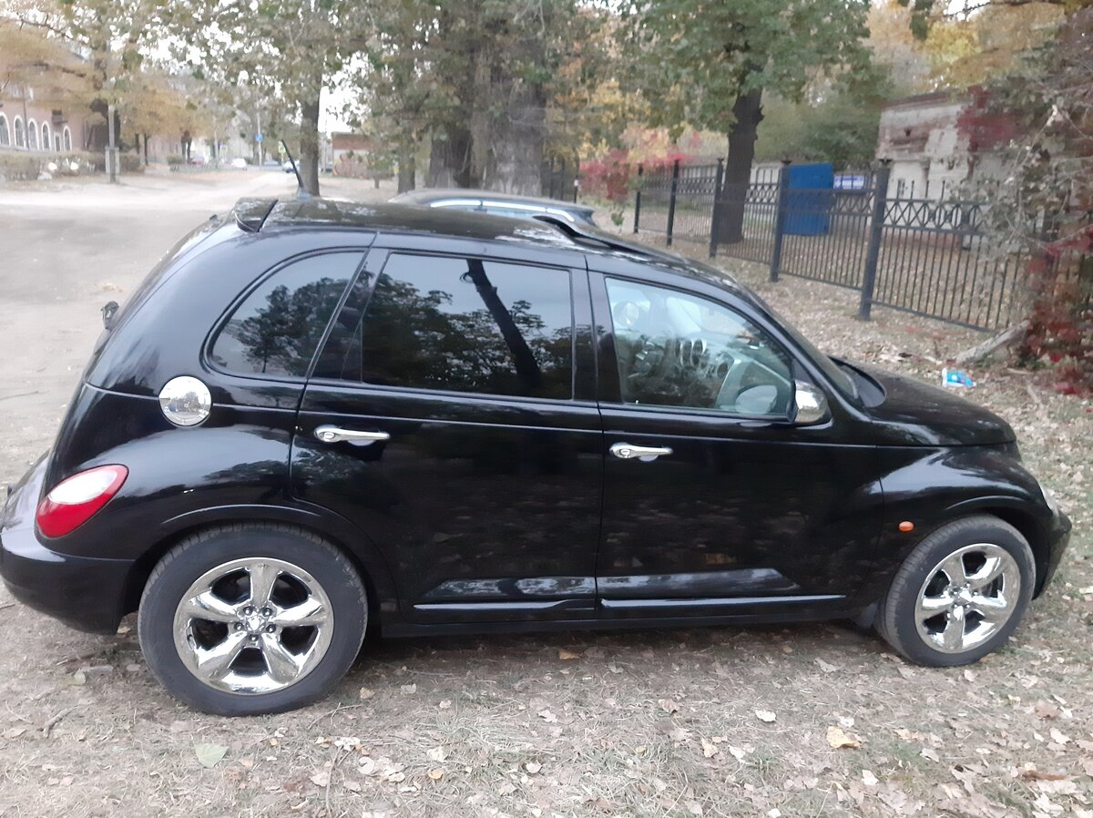 2006 Chrysler PT Cruiser , чёрный - вид 9