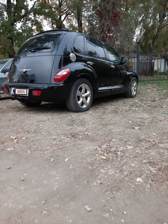 2006 Chrysler PT Cruiser , чёрный - вид 7