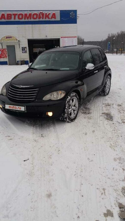 2006 Chrysler PT Cruiser , чёрный - вид 13