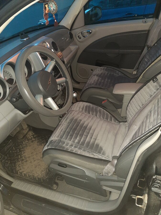 2006 Chrysler PT Cruiser , чёрный - вид 22