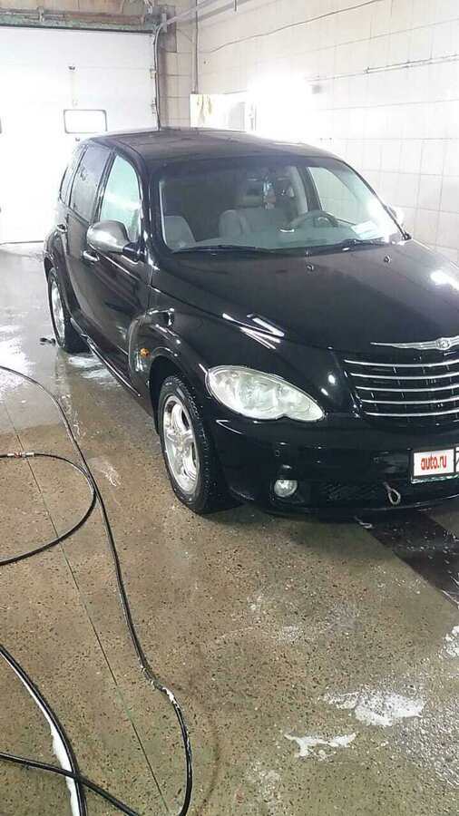 2006 Chrysler PT Cruiser , чёрный - вид 17