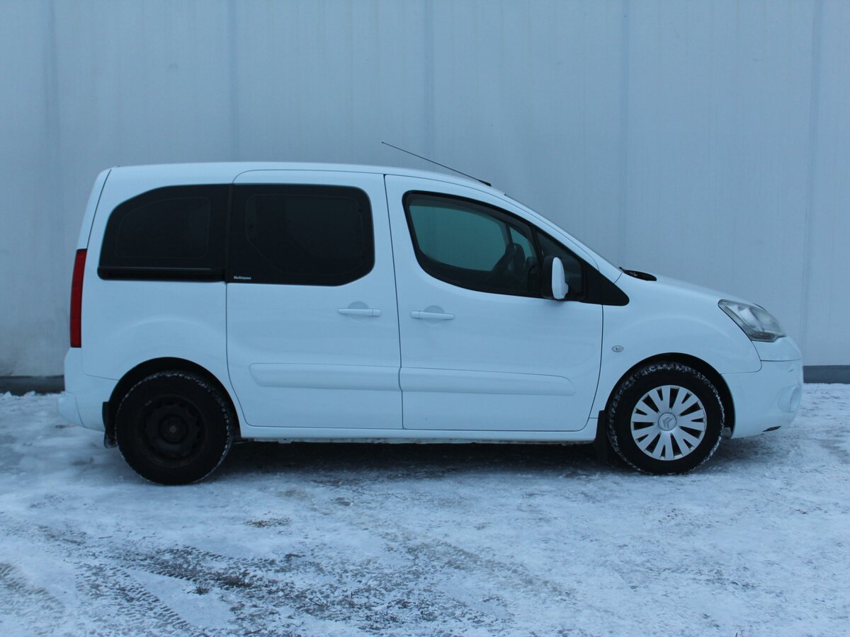 2011 Citroen Berlingo  II, белый - вид 6