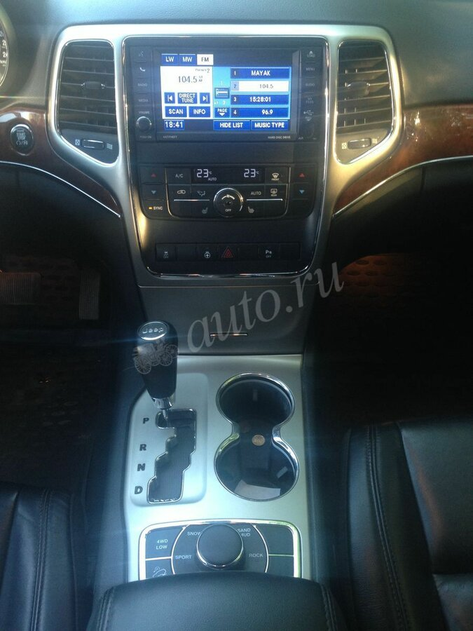 2011 Jeep Grand Cherokee  IV (WK2), серый - вид 8