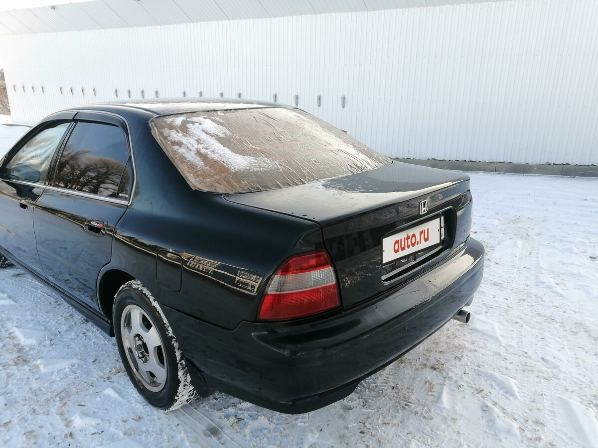 1995 Honda Accord  V, синий - вид 3